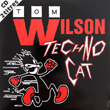 Tom Wilson CD Single Techno Cat - France (EX/M)