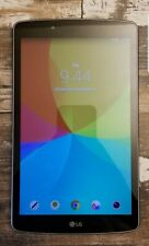 "LG G Pad F 8.0 - V495- 16GB, Wi-Fi + 4G (AT&T), 8""x5"" -Titan Silver"