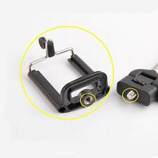Stand Clip Bracket Holder Monopod Tripod Mount Adapter for Mobile phone Camera E