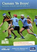 Dublin Hurling 2011 - Caman Ye Boys!  GAA DVD