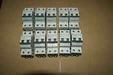 lot de 25 disjoncteurs GE Général electric 32 A réf EP452 coffret électrique