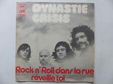 DYNASTIE CRISIS Rock n roll dans la rue 2C006 12325