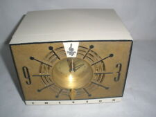 Emerson Ivory Plaskon 871B  Tube Radio SALE