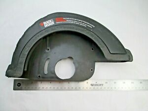 BLACK & DECKER EDGE HOG  ( PLASTIC BLADE GUARD ) pulled from  LE750  type 4