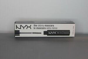 NYX The Skinny Mascara - Black (TSM01)