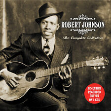 Robert Johnson THE COMPLETE COLLECTION 41 Essential Blues Songs BEST OF New 2 CD