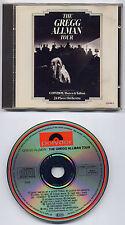 GREGG ALLMAN The Gregg Allman Tour original 1986 West German CD UNPLAYED AAD