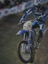 Poster Yamaha YZF426F 2000 #55 Marnicq Bervoets (BEL) 500cc Motocross WC