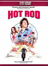 HOT ROD HD DVD/ NEW AND SEALED