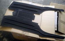 Lambretta LI SX TV Black Rubber Floor Mat Italian Made...Top Quality