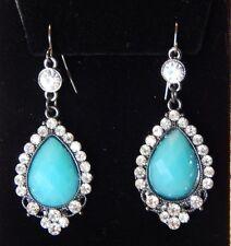 Turquoise Fashion Teardrop Earrings