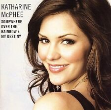 Somewhere Over the Rainbow/My Destiny [Single] by Katharine McPhee (CD,