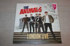 The Animals - London Live 12' LP VINYL NEW SEALED