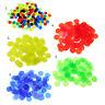100 Stück Kunststoff Zähler Chips Bingo Marker Für Mathematik Oder Spiele