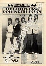 Glitter Band Rock 'n Roll Dudes Locarno, Birmingham MM5 LP/Tour Advert 1975