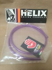 """SCOOTER 50CC 125CC 150CC GY6 HIGH QUALITY Helix Fuel Vacuum Lines 3/16"""" Purple"""
