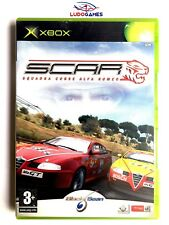 SCAR Xbox Nuevo Precintado Retro Sealed Brand New Videogame Videojuego PALSPA