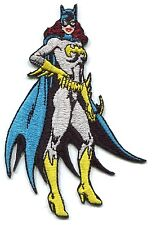 BATGIRL standing EMBROIDERED IRON-ON PATCH Free Shipping d58030 dc comics batman