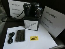 Canon PowerShot SX500 IS 16.0MP Cámara Digital-Negro