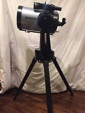 "Celestron 8"" Ultima 2000 Telescope with Tripod, Various Lenses, and Filters"