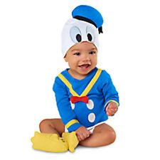 Disney NWT Donald Duck Bodysuit Body Suit Costume size 9 12 9-12 9/12 NEW