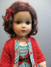 Vintage Arranbee Composition 18� Nanette Skater Doll
