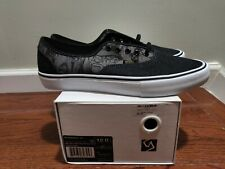"""Brand New Vans Syndicate Mr Mister Cartoon Authentic """"S"""" size 12"""