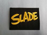 Slade Sew or Iron On Patch
