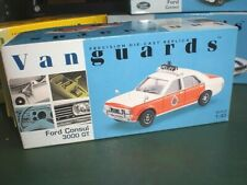 Vanguards 55000 - Ford Consul 3000 GT Police Lancashire - 1:43 Made in China