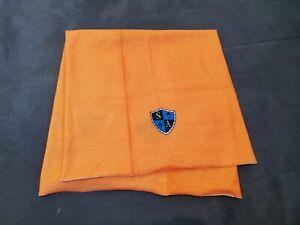 Salt Armour SA Fishing Face Shield / Mask / Balaclava / Buff Safety Orange