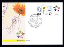 Italy 2003: Civil service official national-Postcard Poste Italiane