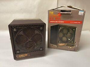 Pelonis Disc Furnace 1500W Portable Space Heater P861-TC 5200 BTU