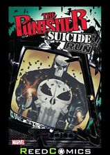 PUNISHER SUICIDE RUN GRAPHIC NOVEL (344 Pages) New Paperback