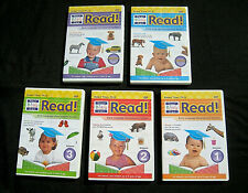 Your Baby Can Read! Early Language Development System 5 DVDs in Set by R. Titzer