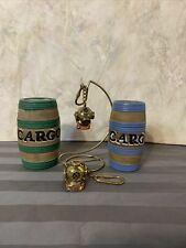Cargo Keychain Diving Helment Set Of 2