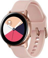Samsung SM-R500NZDAXAR Galaxy Watch Active (40mm) Bluetooth Rose Gold Small Band