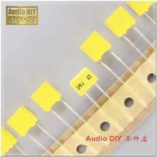10pcs THOMSON (TPC) 1uF/63V 5% MKT Film Capacitor 105