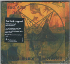 Dodheimsgard - Monumental Possession CD - SEALED Black Metal Album