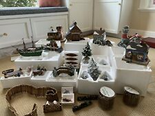 Village Collection Department 56 New England Series Lot