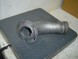1967-1968 Ford Mustang gas filler neck