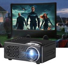 7000 Lumens 1080P HD LED LCD Projector 3D Home Theater Cinema AV/USB/TV US