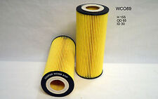 Wesfil Oil Filter WCO89 fits Mini Cooper D 1.6 (R56), D 1.6 (R60), D 1.6 (R61...