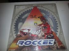 couronne allu rocket  50 dents  ktm  125 250 300 360 380  1998 2004