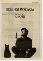 Associates UK 45' advert 1984