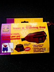 Outward Hound Dog Fanny Treat And Training Bag