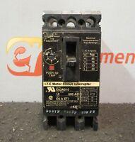 Siemens E63A010 ITE Motor Circuit Interrupter 10A Breaker 600V AC 3 Pole