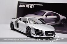 Kyosho 1:18 AUDI R8 GT silver