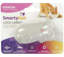 New listing SmartyKat Loco Laser Light Pointer Interactive Exercise Toy for Cat - Gray