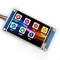 """2.4"""" Nextion HMI LCD TFT Touch Display Panel für Arduino, Raspberry Pi, ESP8266"""