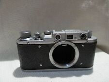 ZORKI 1 (I) vintage Russian Leica M39 mount camera BODY only  8285